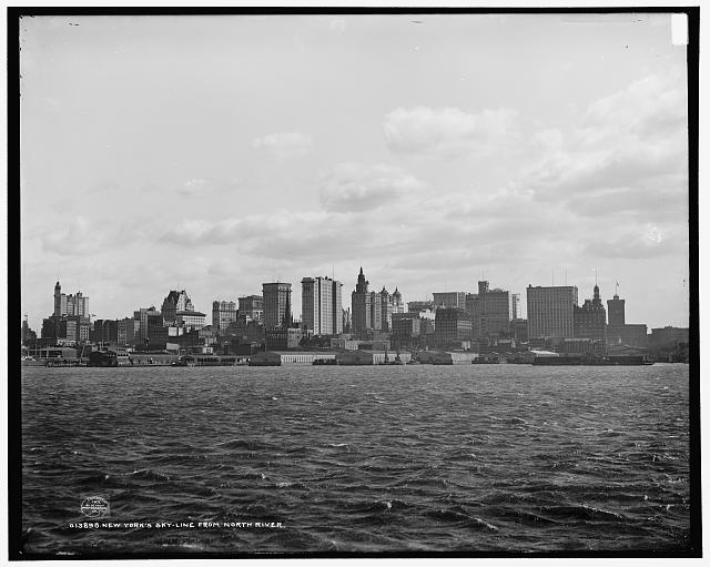 LOC New York Skyline Photo