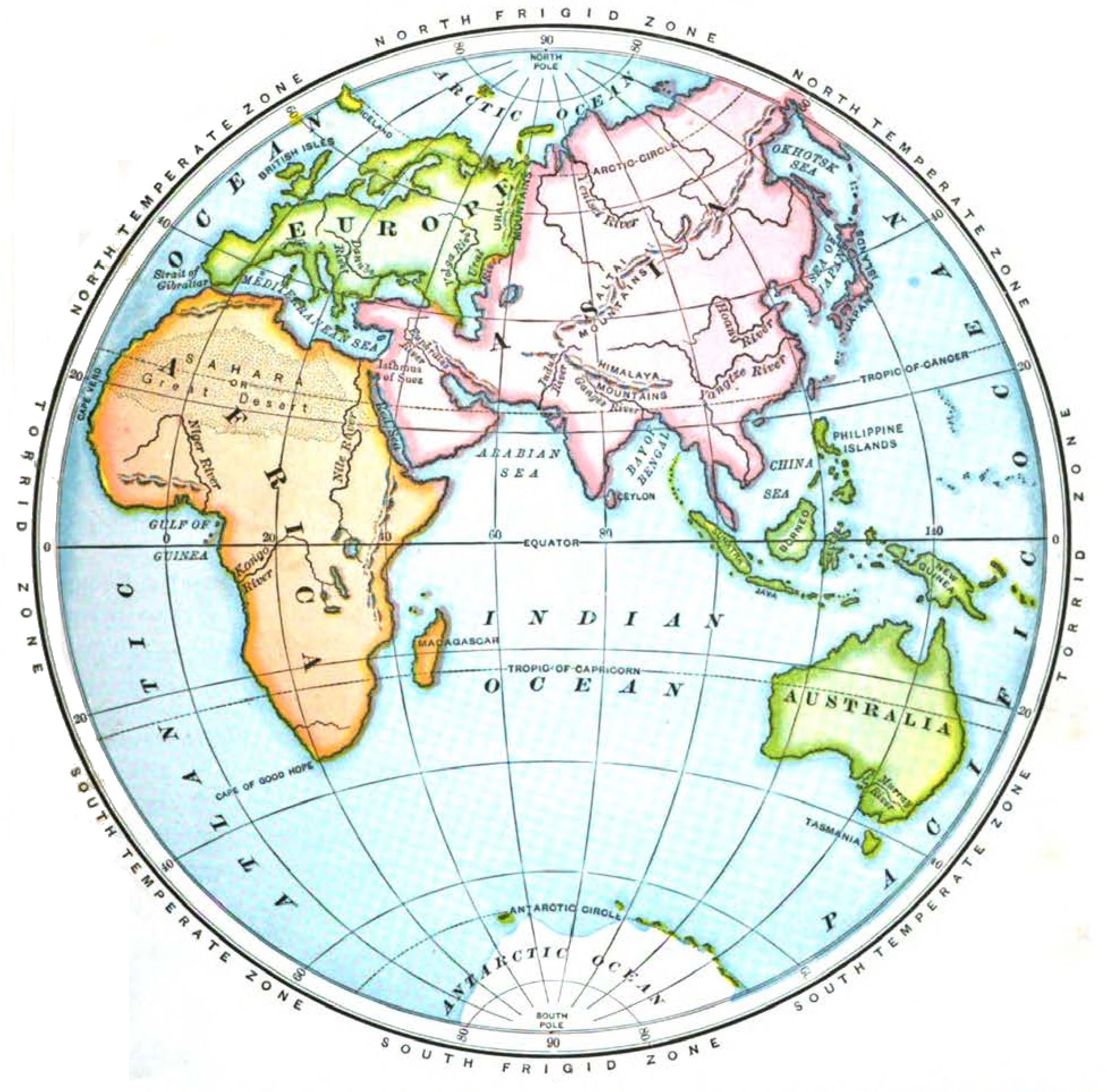 What is Geography and Geo-Literacy? | Geographic Alliance ...