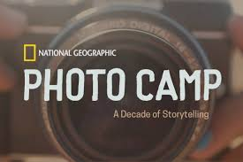National Geographic Photo Camp Logo