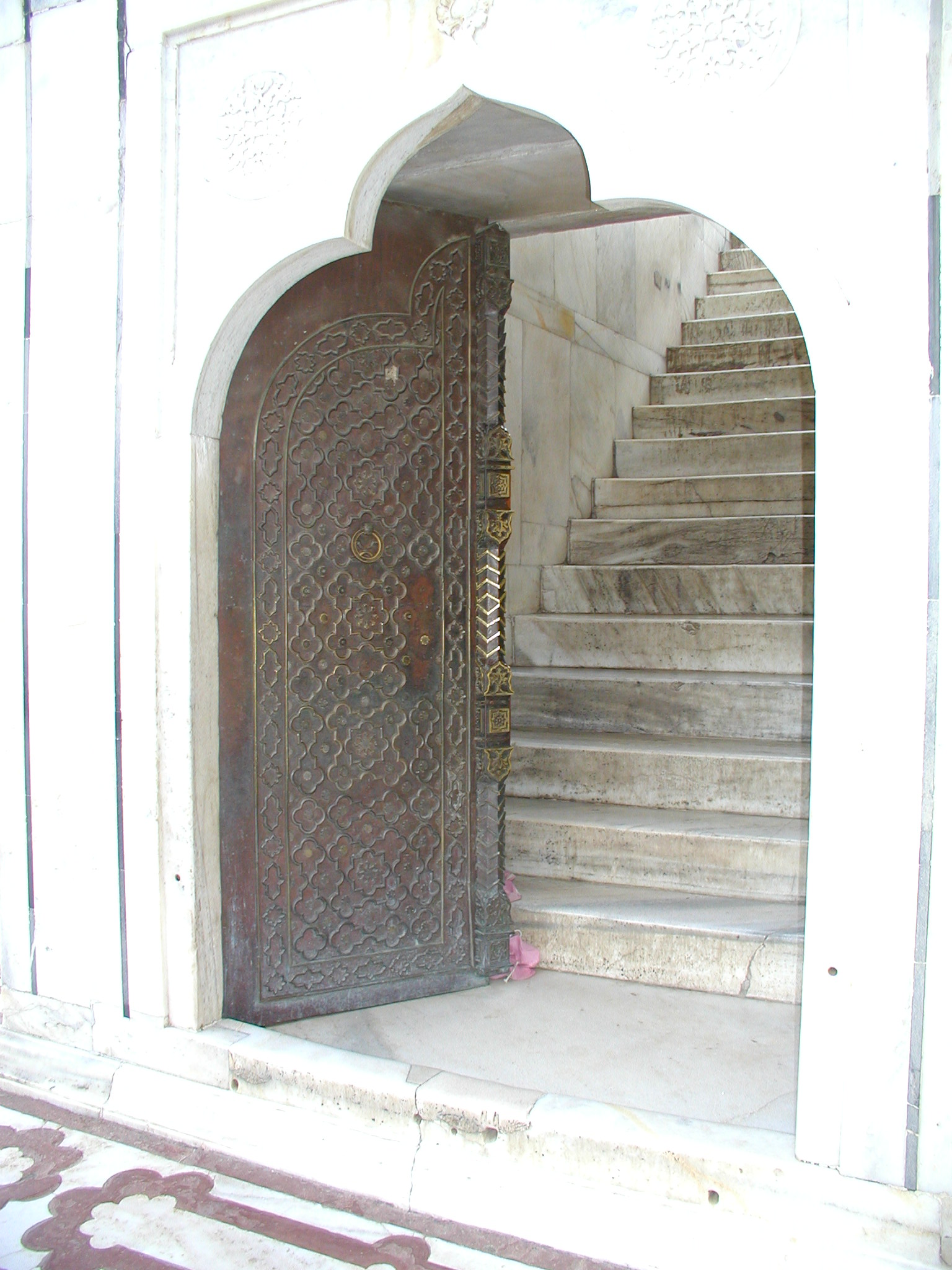 Image result for taj maha steps